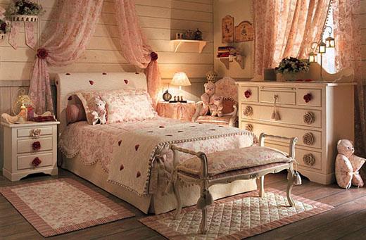 Фото интерьера детской спальни
