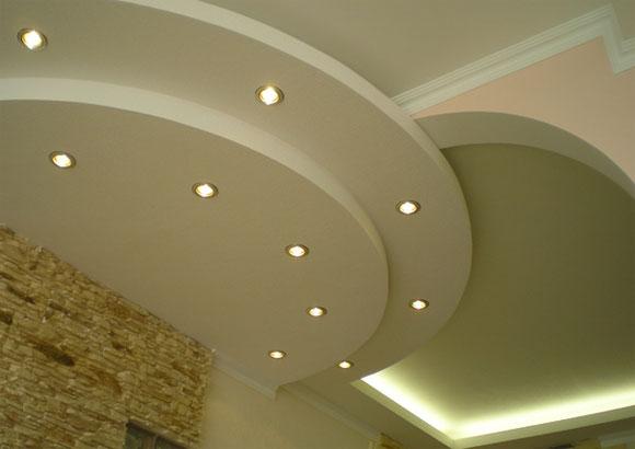 Подвесные потолки являются практичным решением для любого помещения