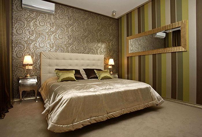 Восточные мотивы для спального помещения