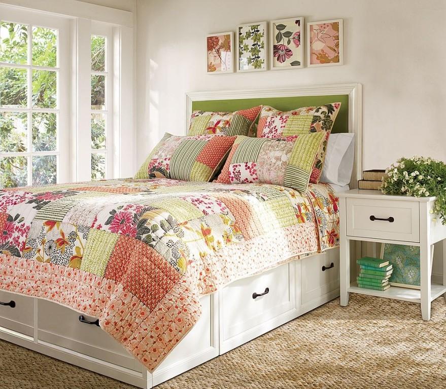 Текстиль для оформления интерьера помещения для отдыха